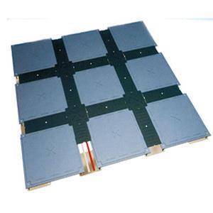 全鋼線槽網絡地板