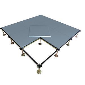 六面包鋼硫酸鈣網絡活動地板