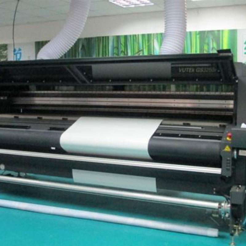 卷材UV打印加工