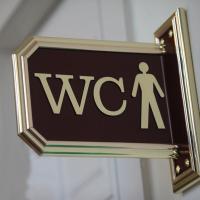 公共廁所標識