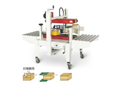 半自動兩側型封箱機CCP-FS500