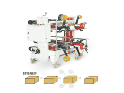 直線型半自動角邊封箱機CCP-FG500I