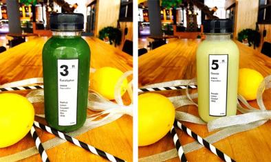 果汁塑料瓶制作