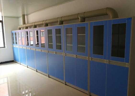 鋁木藥品柜(排風型)