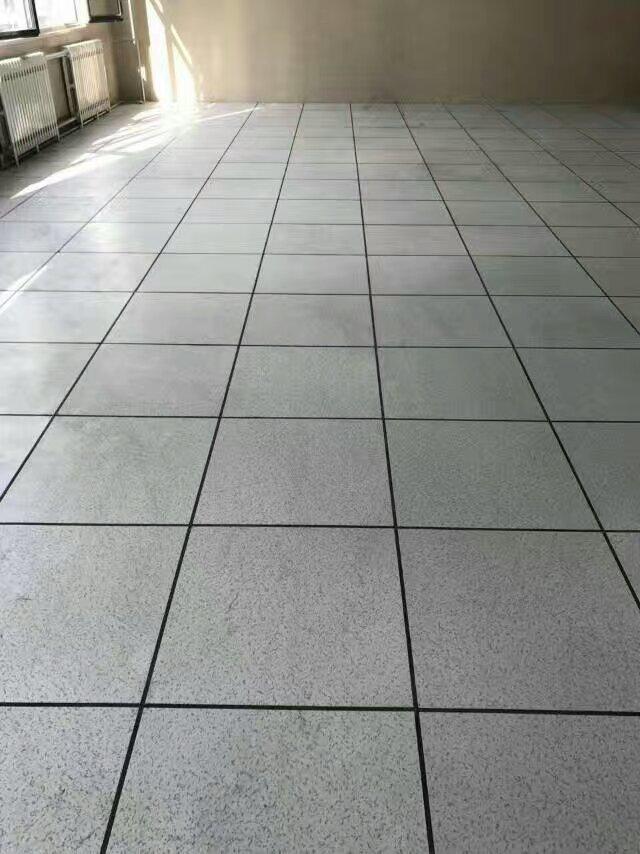 煙臺防靜電地板