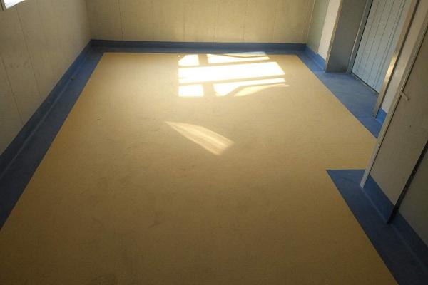 煙臺頤和醫院塑膠地板