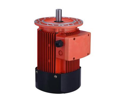 方型鋁殼電機