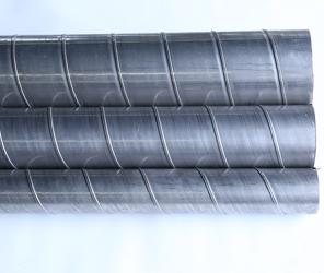 不銹鋼螺旋風管