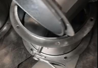 焊接風管生產圖
