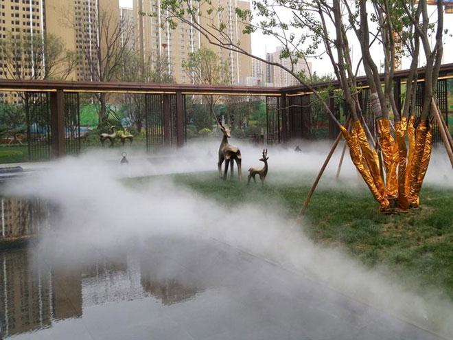 高压喷雾设备