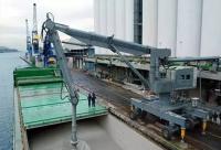 移動式卸船機