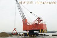 螺旋卸船机厂家浅谈移动式螺旋卸船机的特点