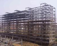 多高層鋼結構