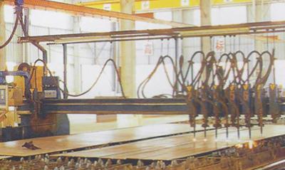 CNC火焰切割機