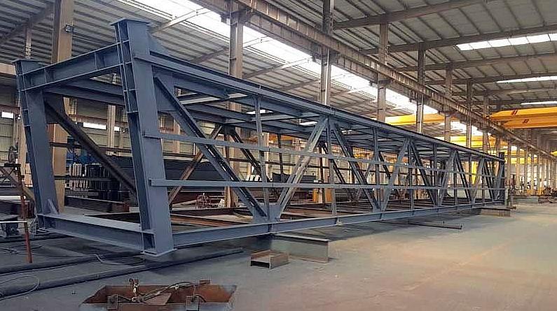 鋼結構加工