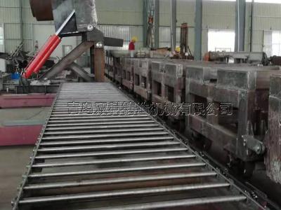 鑄造廠造型輸送線