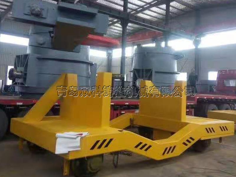 30噸鋼包車