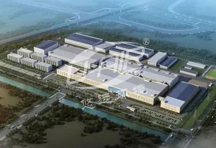京東方(蘇州)智造服務產業園項目