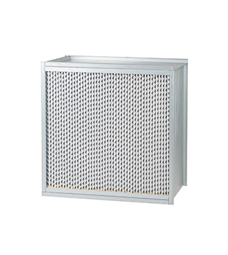 Ultrair 無隔板高風量箱式高效 超高效過濾器