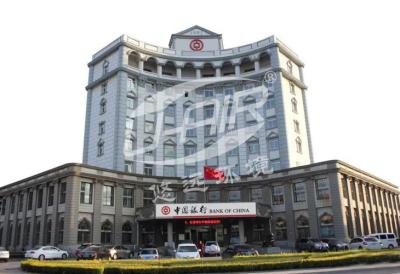 中國銀行股份有限公司項目