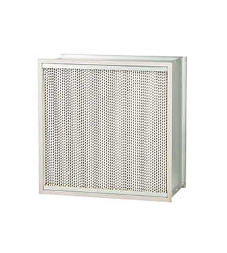 Uniair 有隔板箱式中效過濾器