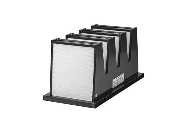 Ultrair 無隔板V型中效過濾器