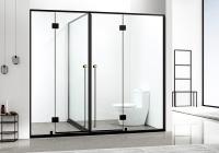 淋浴房的安装方案,如何安装隔断以便更好的使用