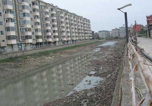 清淤疏浚河道