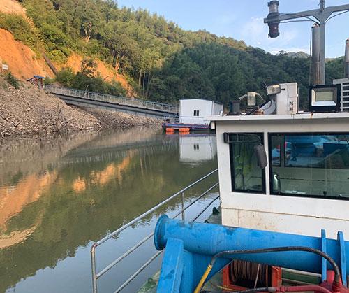 贛州清淤疏浚河道公司