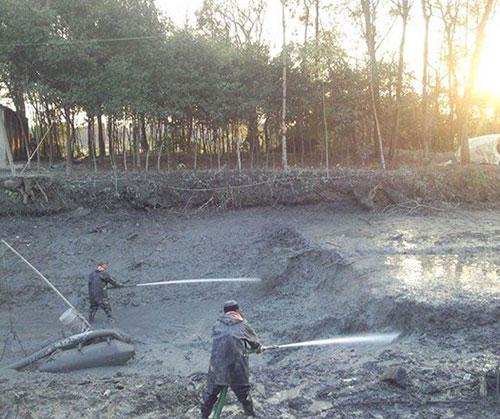 泥泵清淤多少钱