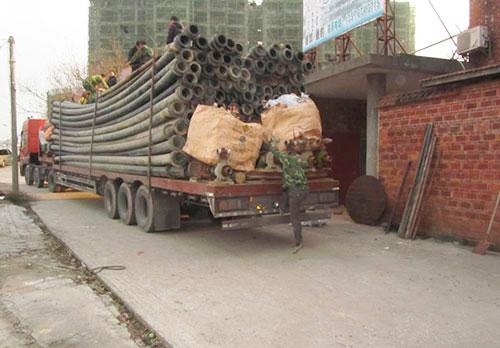 共青城東湖清淤工程