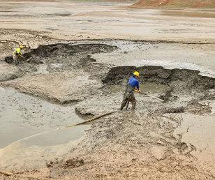 景德鎮泥泵清淤公司