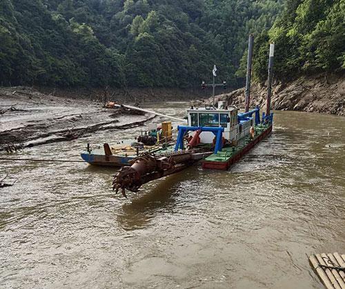 河道淤泥处理