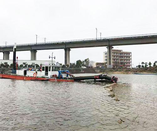 船舶清淤工程