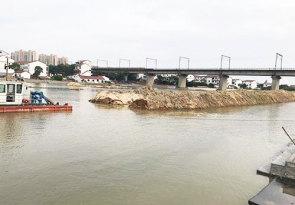 上高县南港水库清淤工程