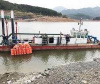 南昌縣新河疏浚