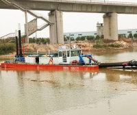 南昌县新河疏浚