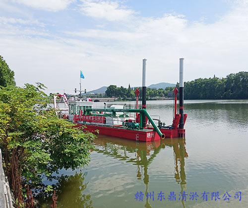 河道清淤設備