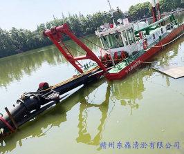泥泵清淤施工