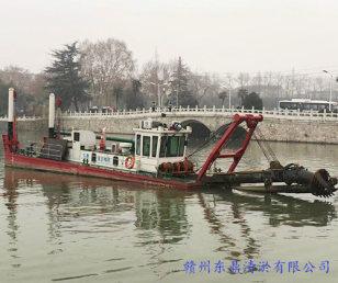 景德鎮清淤河道