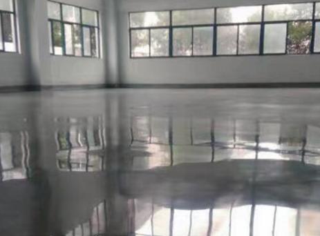 泰州可勝電子固化劑地坪