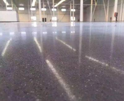 金剛砂固化地坪
