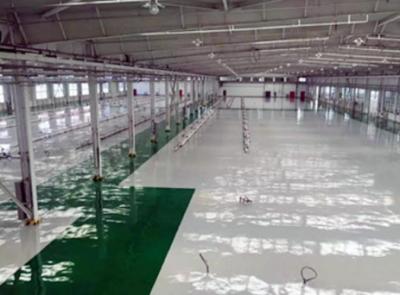泰州LG電器防靜電環氧地坪