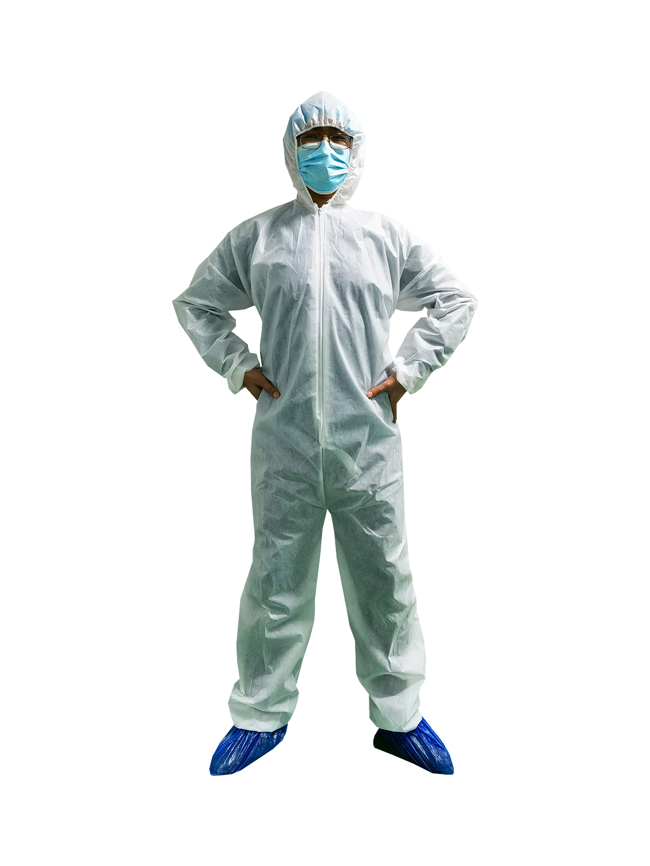 醫用連體隔離衣