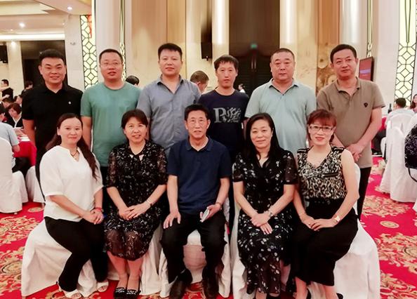 中國白酒國家評委合影