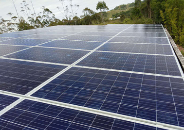 Distributed photovoltaic power generation system solution