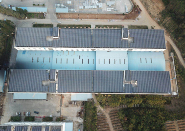 1.2MW photovoltaic power generation poverty alleviation project in Jinxiu Yao Autonomous County