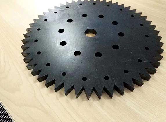 不銹鋼板激光加工