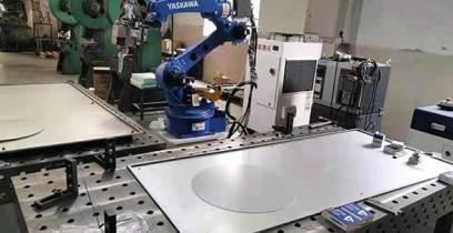 焊接加工設備