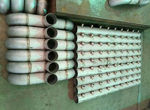 網架結構焊接加工
